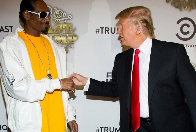 image Snoop Dogg et Donald Trump
