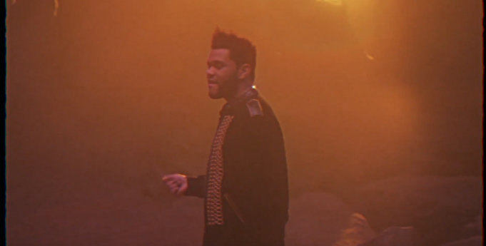 image The Weeknd du clip I Feel It Coming feat Daft Punk
