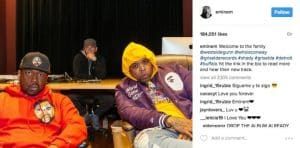 image Westside Gunn et Conway signe label Shady Records