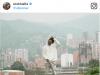 image Wiz Khalifa se recueille sur la tombe de Pablo Escobar