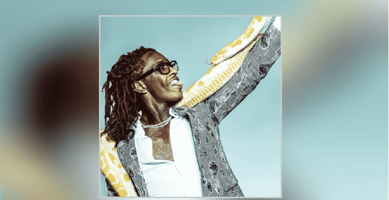 image Young Thug du son Smash