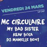 Festival les airs solidaires : gagne tes places pour la date du 24 mars  au Cap de Toulouse