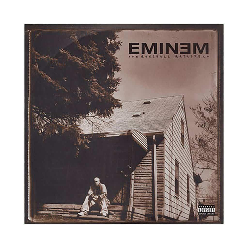 image album The Marshall Mathers LP de Eminem