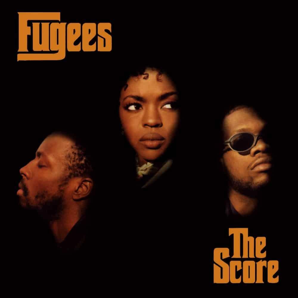 image album The Score des Fugees