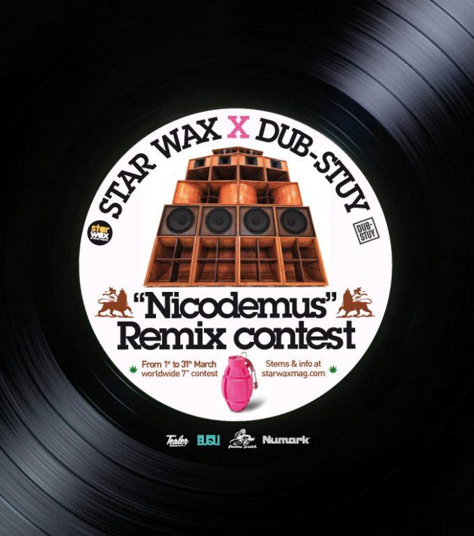 image concours Nicodemus remix Star Wax