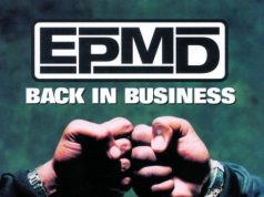 image cover album Back In Business de EPMD