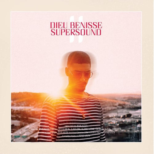 image cover album Dieu Bénisse SuperSound 2 de Sneazzy