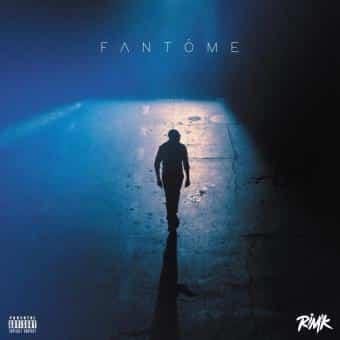 image cover album Fantôme de Rim'k
