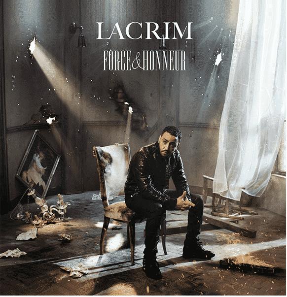 image cover album Force & Honneur de Lacrim