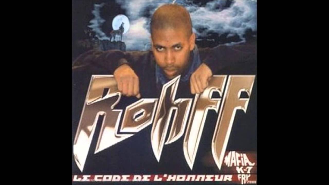 image cover album Le Code de l'Honneur de Rohff