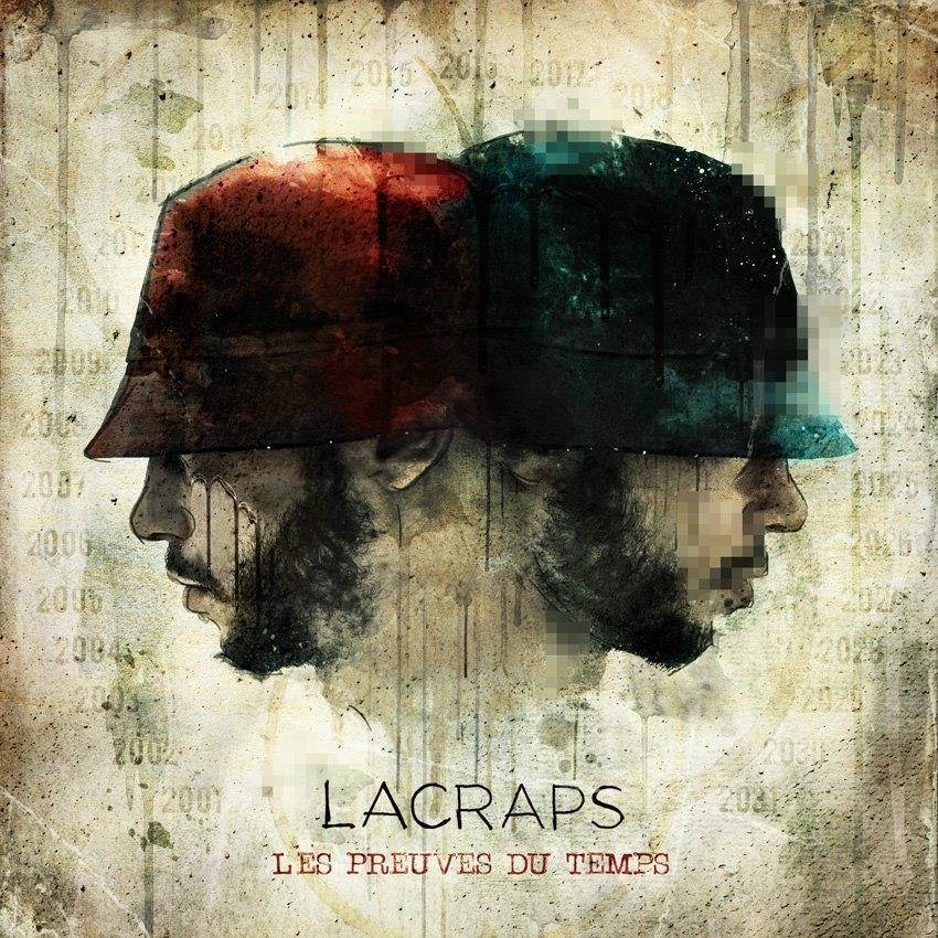 image cover album Les Preuves du Temps de LaCraps