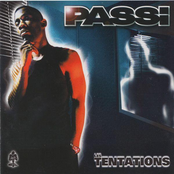 image cover album Les Tentations de Passi