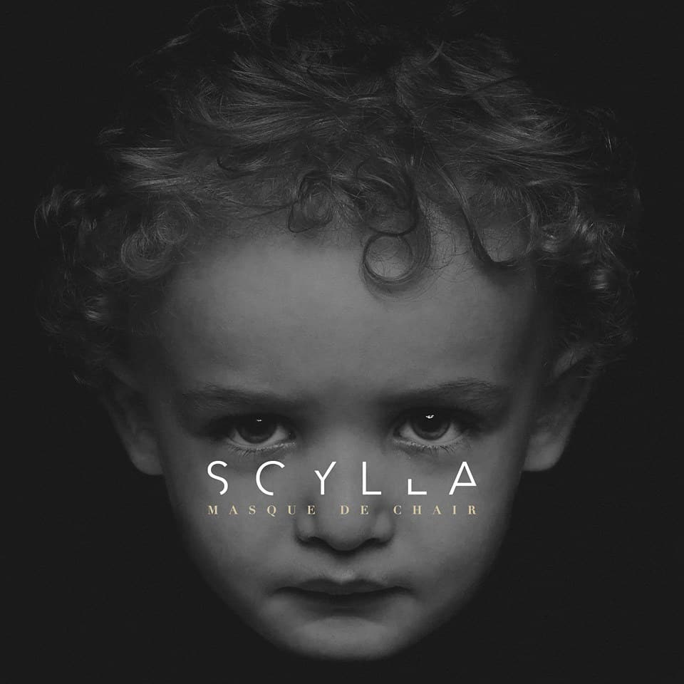 image cover album Masque de Chair de Scylla