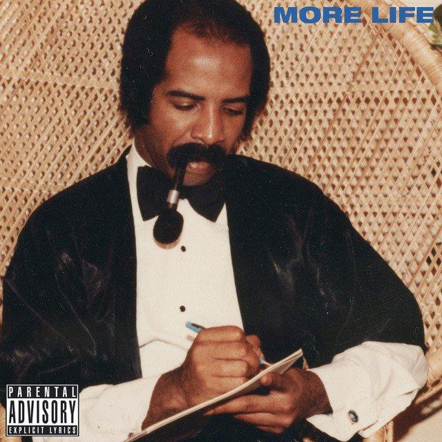 image cover album More Life de Drake