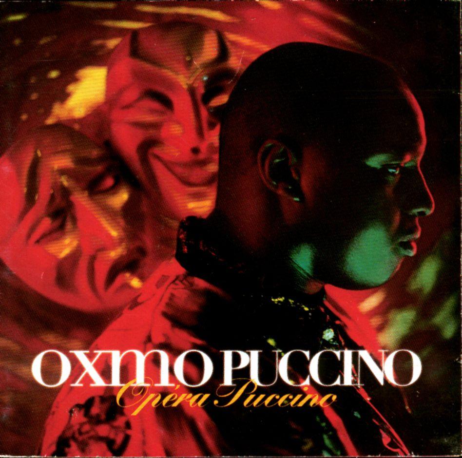 image cover album Opéra Puccino de Oxmo Puccino