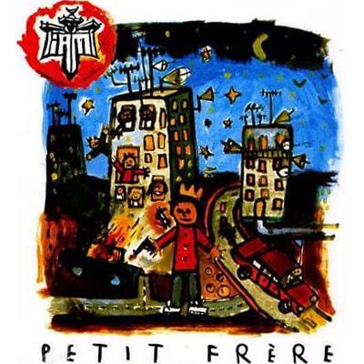 image cover album Petit Frère d'IAM