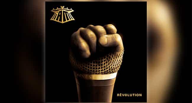 image cover album Rêvolution de IAM