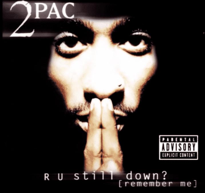 image cover album R U Still Down (Remember Me) de Tupac