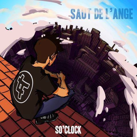image cover album Saut de l'Ange de So'Clock