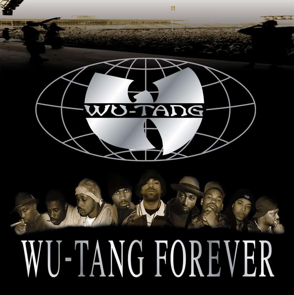image cover album Wu-Tang Forever du Wu-Tang Clan