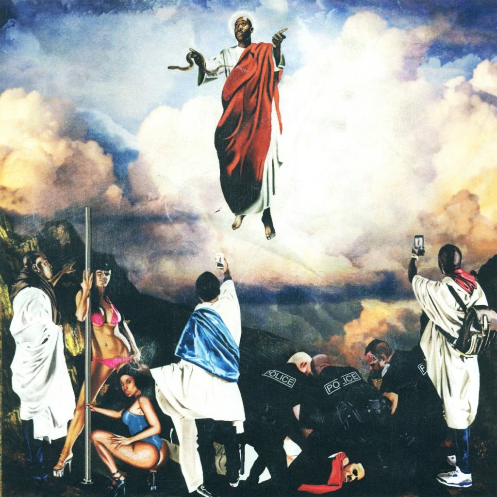 image cover album You Only Live 2wice de freddie Gibbs