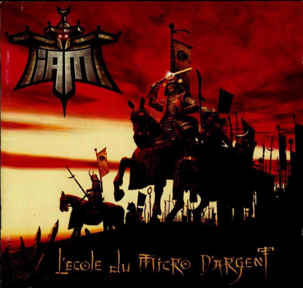 image cover album l'Ecole du Micro d'Argent de IAM