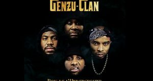 image cover album rois de l'Underground de Genzu Clan