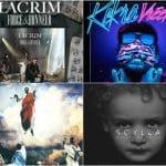 Les sorties d'albums du jour : Lacrim, Kekra, Freddie Gibbs et Scylla