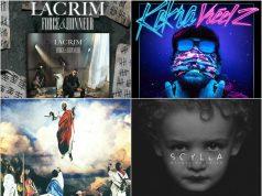 image cover albums rap 31 mars 2017
