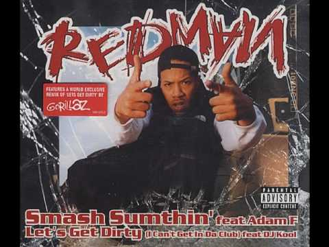 image cover single Let's get Dirty (I Can't Get In Da Club) de Redman