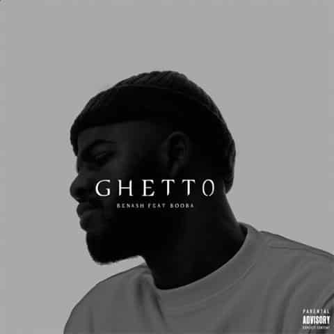 image cover son Ghetto de Benash feat Booba