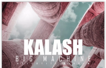 image son Big Machine de Kalash