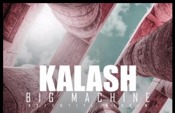 image son Big Machine de Kalash