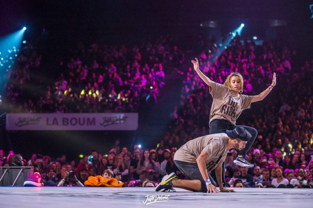 image vainqueurs Dancehall Juste Debout 2017