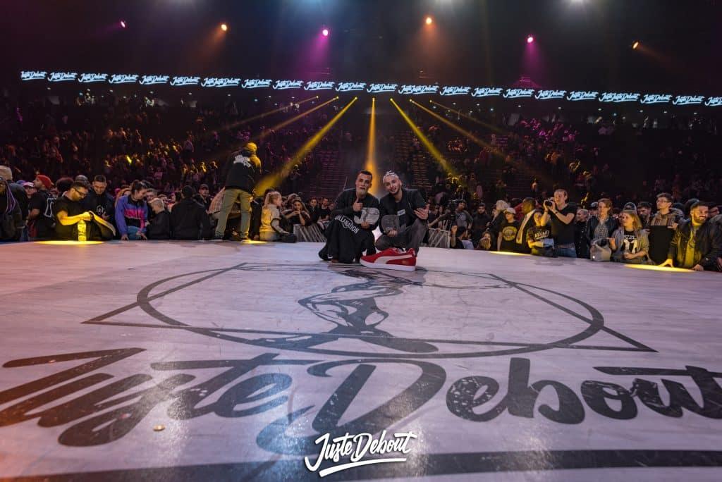 image vainqueurs Hip-Hop Juste Debout 2017