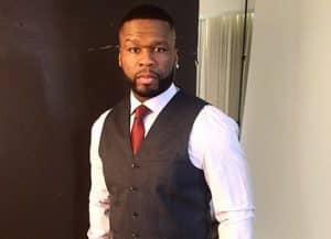 image 50 Cent article Donnetta Derr porte plainte
