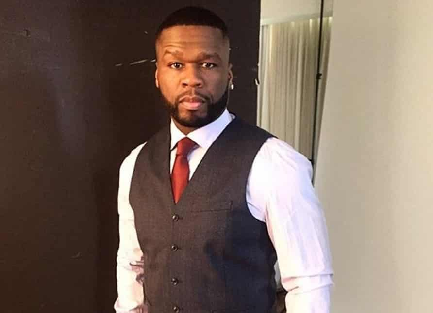 image 50 Cent article Donnetta Derr porte plainte
