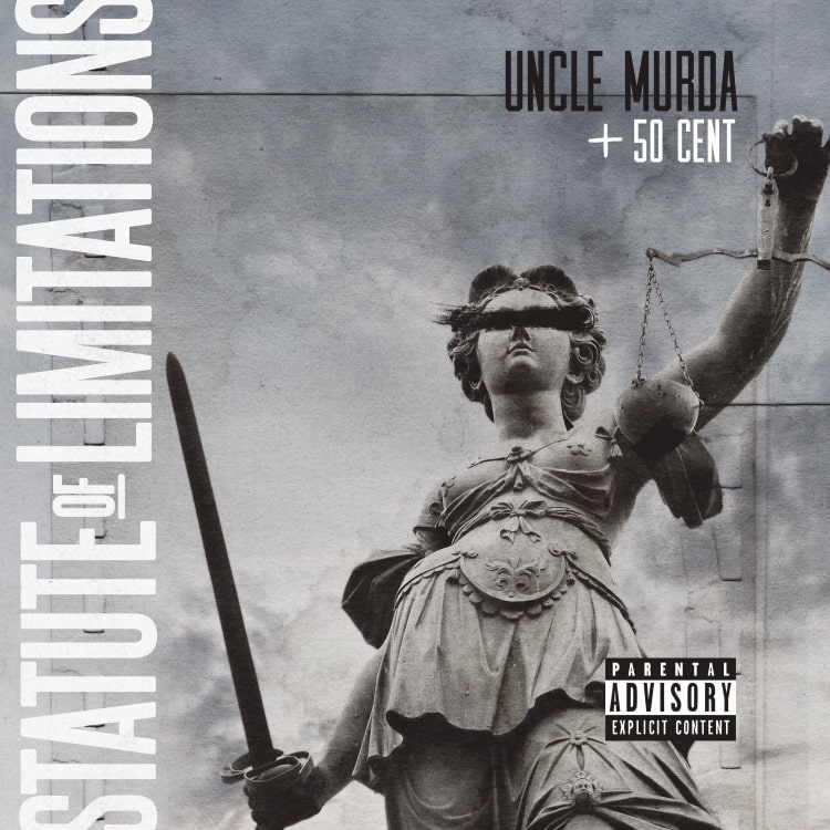 image 50 cent Uncle Murda Statute of Limitations son