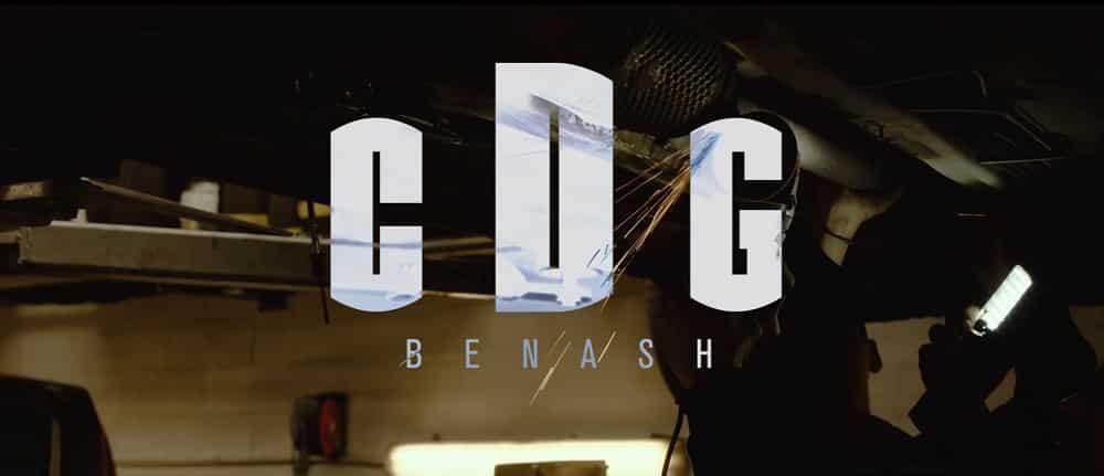 image CDG de Benash article chiffres ventes album
