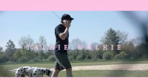 image Columbine du clip Talkie Walkie