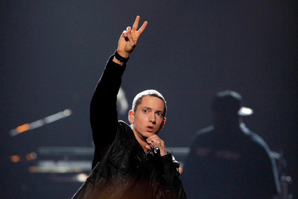 image Eminem article rumeur retour avril 2017