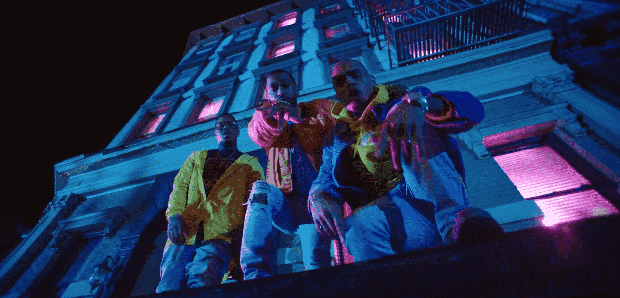 image Jeremih, Chris Brown & Big Sean du clip I Think Of You