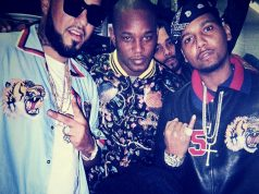 image Juelz Santana, French Montana & Cam'ron article son Dip'd In Coke
