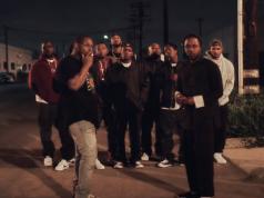 image Kendrick Lamar du clip DNA