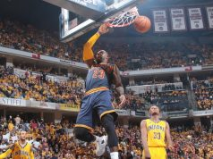 image ALebron James 21 Avril 17