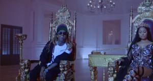 image Lil Wayne & Nicki Minaj du clip No Frauds