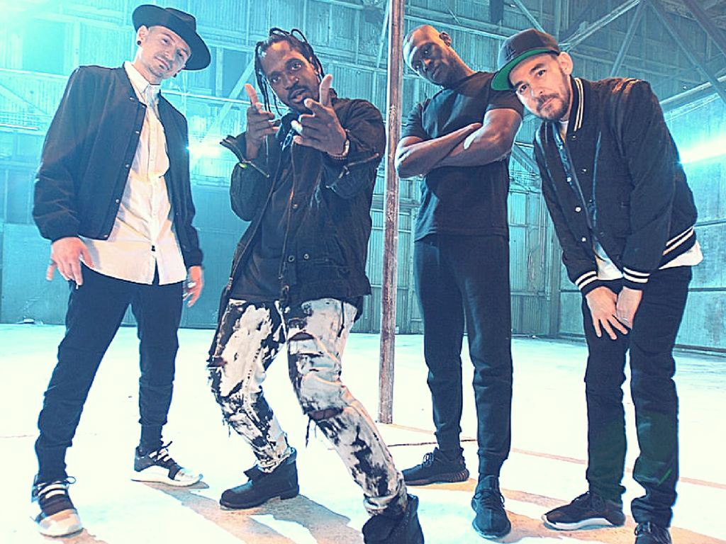image Linkin Park, Pusha T & Stormzy article son Good Goodbye