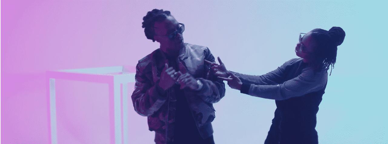 image Lupe Fiasco & Gizzle du clip Jump