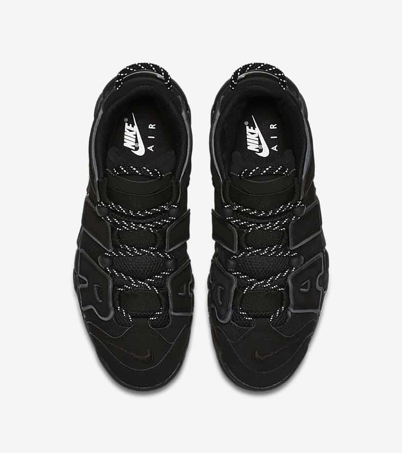image air more uptempo 2 double dessus