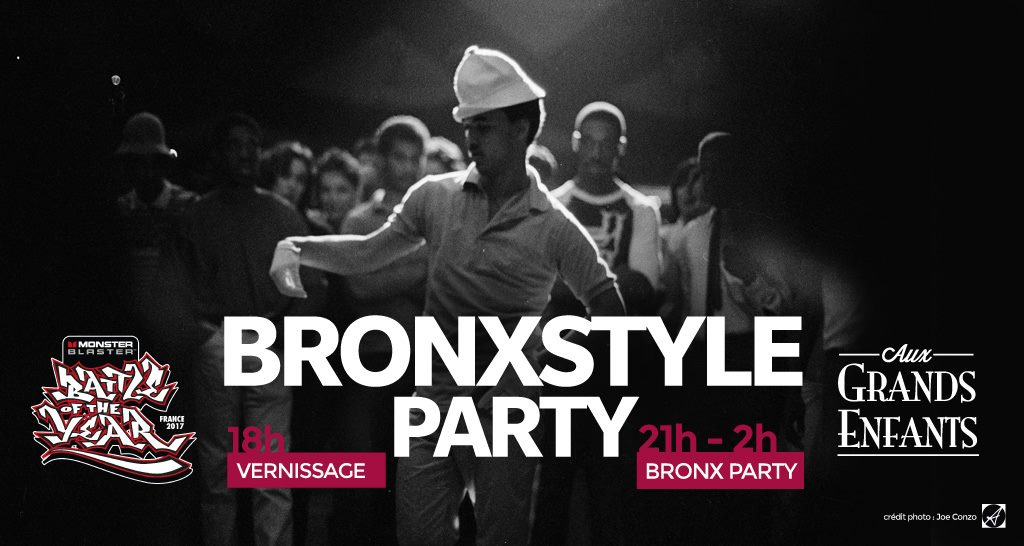 image bronxstyle party soirée 2017